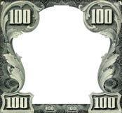 Dollar ram Royaltyfri Foto