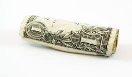Dollar roll Stock Images