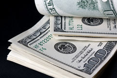 dollar s u Arkivbild