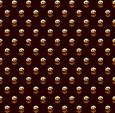 Dollar Seamless Pattern Background. Vector Stock Photo
