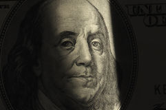 dollar in shadow as symbol of hidden profits