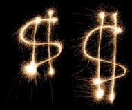 Dollar sign Royalty Free Stock Photo