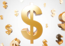 Dollar sign Stock Image