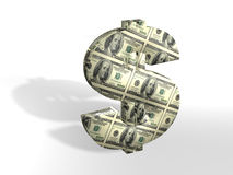 Dollar sign Stock Photography
