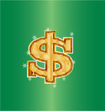 Dollar Sign Stock Photo