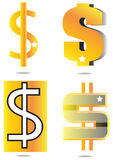 Dollar sign symbol Stock Photo