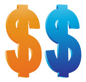 Dollar symbol Stock Images