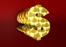 Dollar symbol Royalty Free Stock Photo