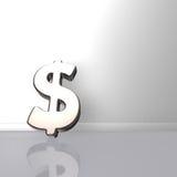 Dollar symbol Royalty Free Stock Image
