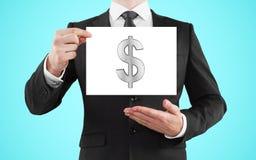 Dollar symbol Stock Photography