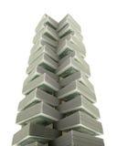 Dollar Tower Royalty Free Stock Image