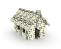Dollar Toy House Stock Images
