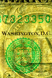 Dollar transparent Royalty Free Stock Images