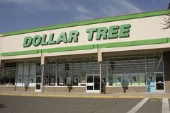 Dollar Tree Royalty Free Stock Image
