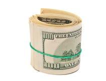 Dollar trennten Stockbild