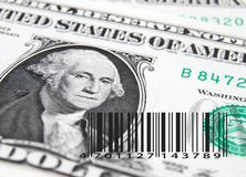 Dollar troubles Stock Images