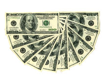 dollar tusen Arkivfoton