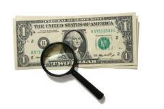 Dollar twee Royalty-vrije Stock Foto