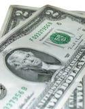 Dollar twee Royalty-vrije Stock Afbeeldingen