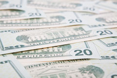 Dollar US Images libres de droits