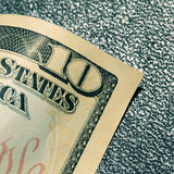 Dollar US Images libres de droits