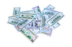 dollar USA Royaltyfri Foto
