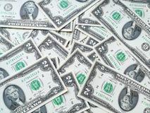 Dollar USD banknotes Royalty Free Stock Photo