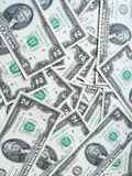 Dollar USD banknotes Stock Photo