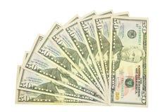 Dollar vijftig Stock Afbeelding