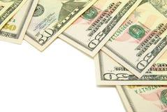 Dollar vijftig Royalty-vrije Stock Foto