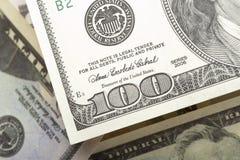 Dollar von Staaten von Amerika Stockfoto