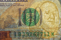 Dollar watermark Stock Photo