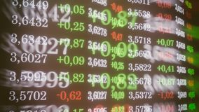 dollar& x27; иллюстрация обменного курса 3d s Стоковые Изображения