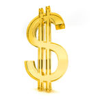 Dollar sign 3d Stock Photo