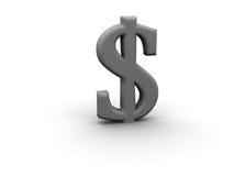 Dollar-Zeichen Lizenzfreie Stockfotos