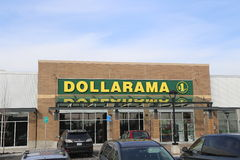 Dollarama Stock Photos