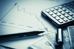 Dollaraufblasen Lizenzfreie Stockfotos