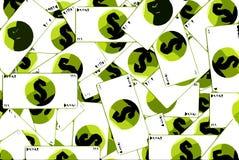 Dollarbanknote Lizenzfreie Stockbilder