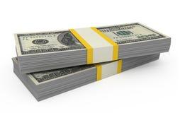 dollaren rullar oss Fotografering för Bildbyråer