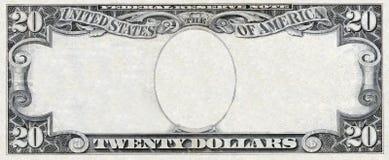 Dollarfeld Lizenzfreie Stockfotografie