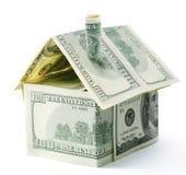 Dollarhaus Stockfoto