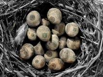 Dollari Fotografie Stock Libere da Diritti