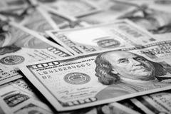 Dollari Fotografia Stock