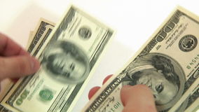 Dollari stock footage