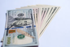 Dollari Immagine Stock