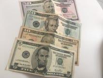 90 dollari Fotografie Stock Libere da Diritti
