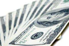 Dollari americani Immagine Stock
