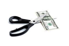 Dollari americani Fotografia Stock Libera da Diritti