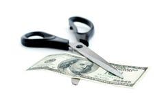 Dollari americani Immagine Stock Libera da Diritti