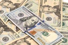 Dollari dei soldi immagini stock libere da diritti